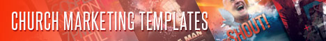 church marketing templates banner 1 Inspirational Christian Art Archive