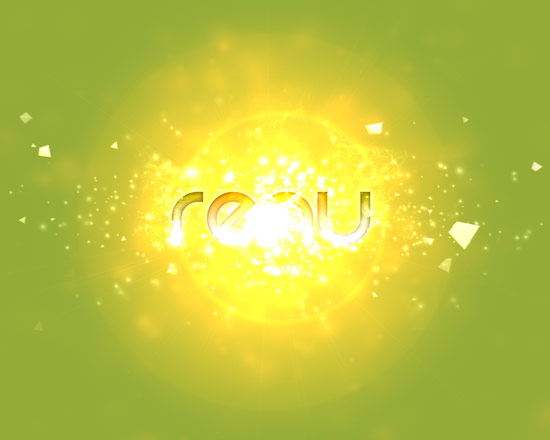 lensflare 2 Create A Cool Typography Effect in Photoshop