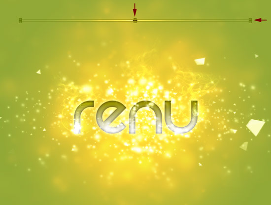 lensflare 3 Create A Cool Typography Effect in Photoshop