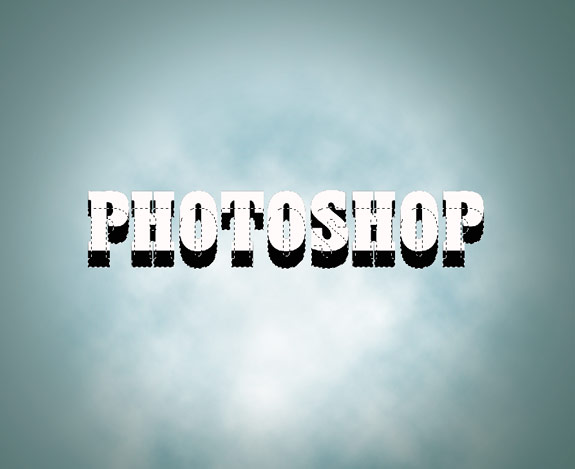 image 10 How to Create A Realistic 3D Typography in Photoshop