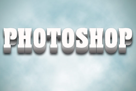 image 12 How to Create A Realistic 3D Typography in Photoshop