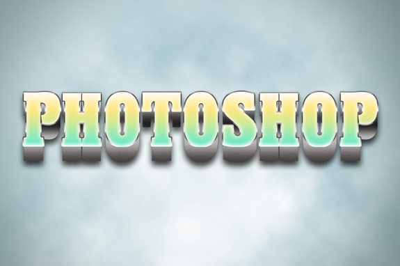image 15 How to Create A Realistic 3D Typography in Photoshop