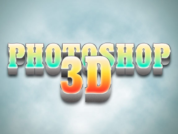image 16 How to Create A Realistic 3D Typography in Photoshop