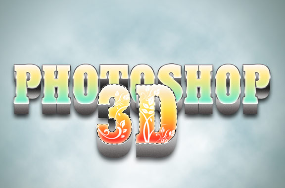image 20 How to Create A Realistic 3D Typography in Photoshop