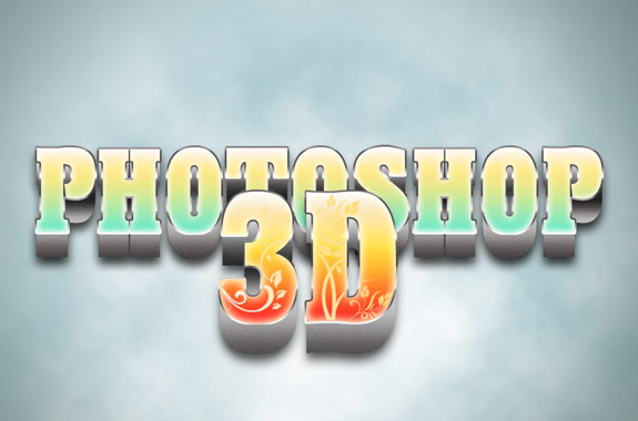 image 21 How to Create A Realistic 3D Typography in Photoshop