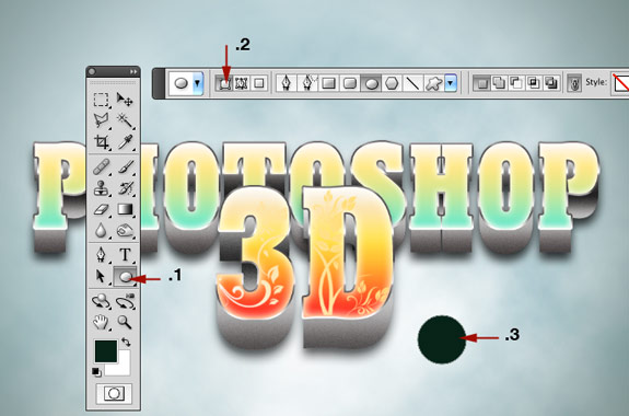 image 22 How to Create A Realistic 3D Typography in Photoshop