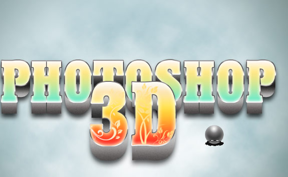 image 25 How to Create A Realistic 3D Typography in Photoshop