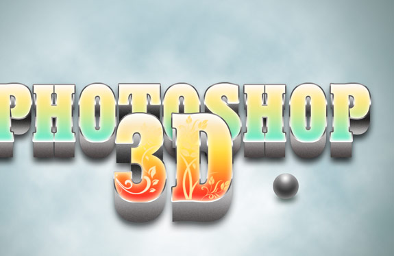 image 26 How to Create A Realistic 3D Typography in Photoshop