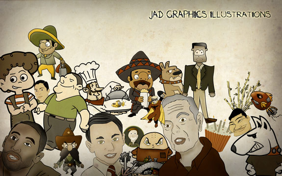 Jad Graphics Illustrations Interview with Jad Limcaco