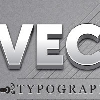 vector typography Best Tutorials   August 2010