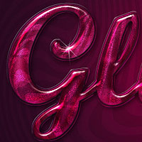 glossy text Best Tutorials   January 2011