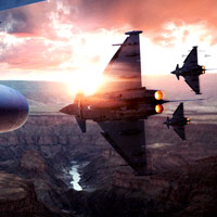 ultimate warfare preview Create a Cinematic Aerial Scene in Photoshop