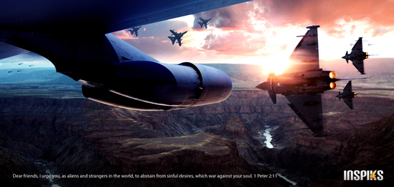 ultimate warfare 1 Create a Cinematic Aerial Scene in Photoshop