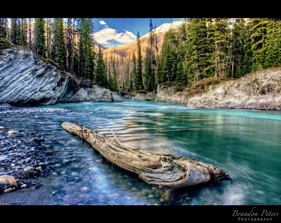 Kootenay River The Stand