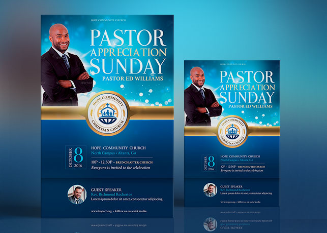 Freshly Squeezed Church Graphics V2 Pastor Appreciation Month