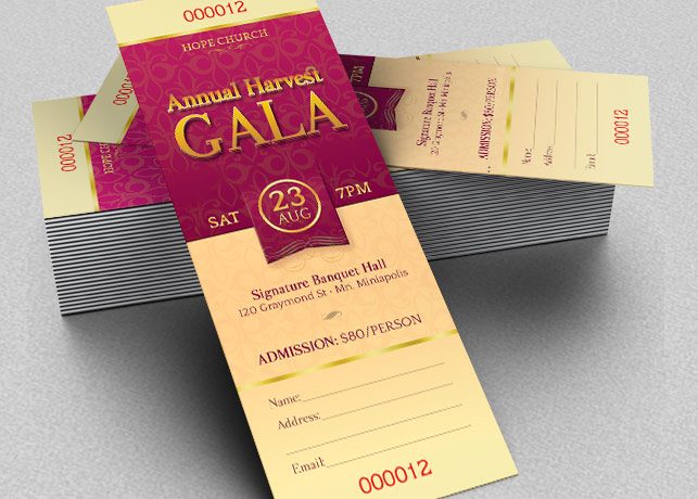 banquet tickets template free koni polycode co