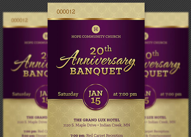 Awards Banquet Invitation were Inspiring Template To Make Fresh Invitation Design