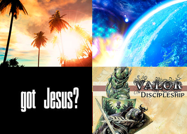 MASSIVE ROUNDUP OF CHRISTIAN CELL PHONE WALLPAPERS