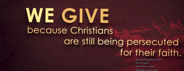 This is Why We Give