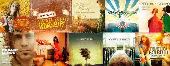 ABSOLUTELY STUNNING CHRISTIAN ALBUM ART