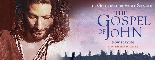 THE VISUAL BIBLE – GOSPEL OF JOHN