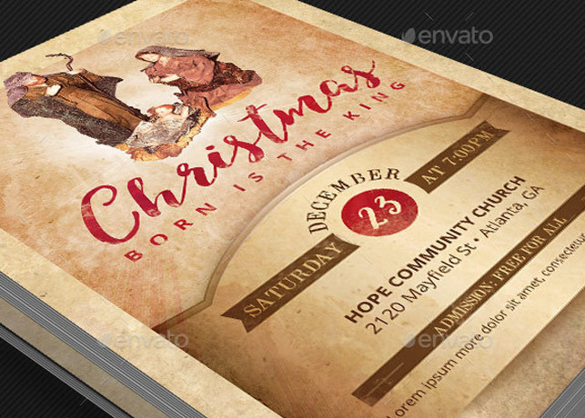 It is a picture of Lucrative Free Printable Christmas Cantata