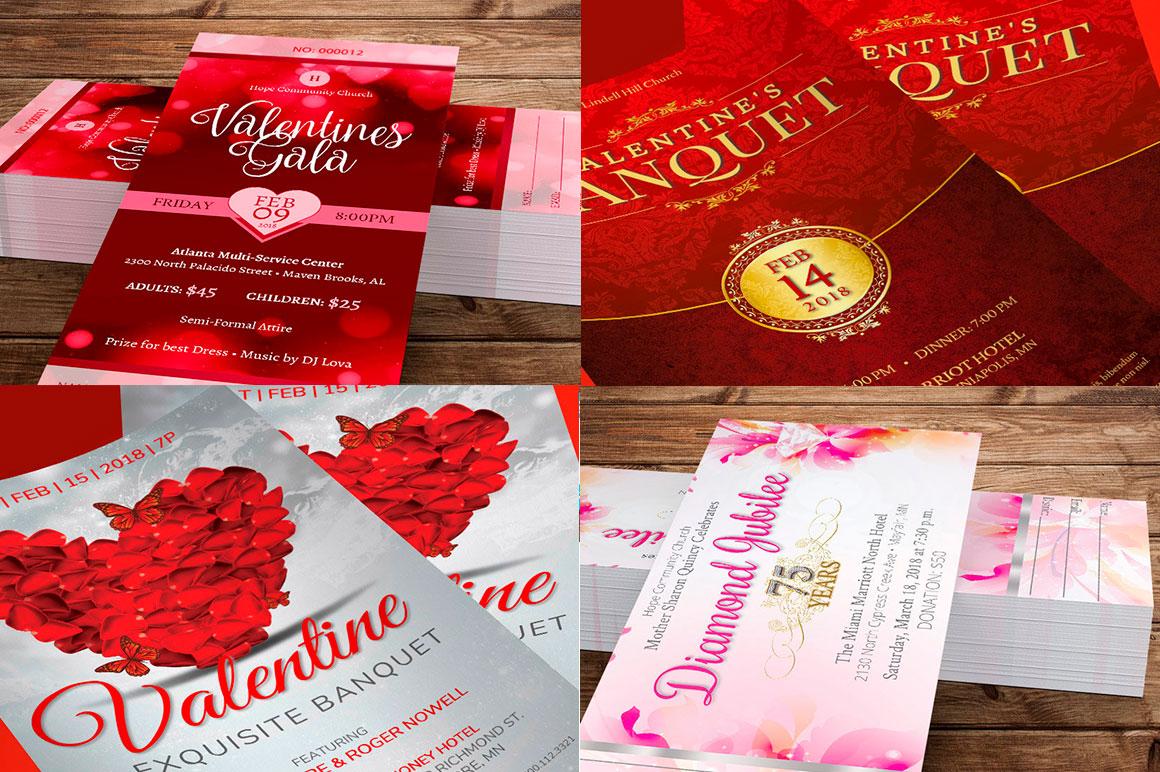 Valentines Gala Flyer