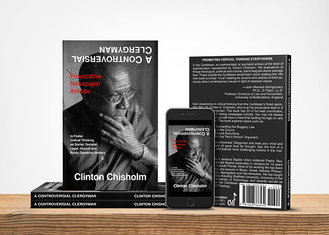 Controversial Clergyman by Clinton Chisholm