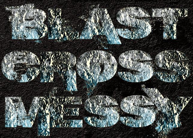 Blast Photoshop Layer Styles