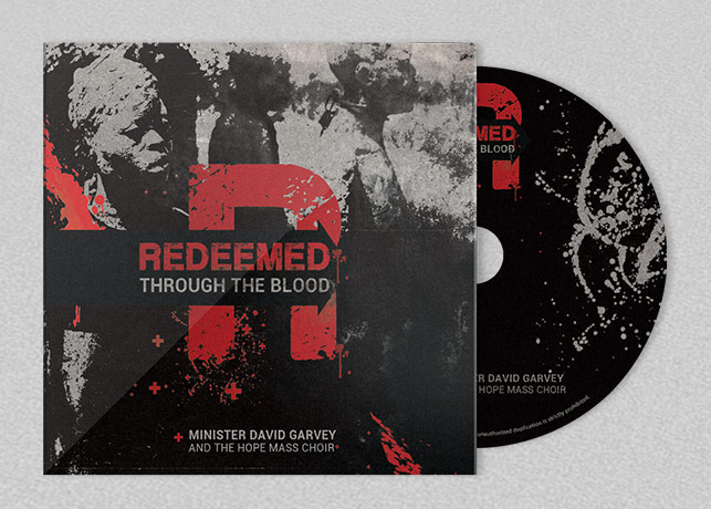 Redemption CD Artwork