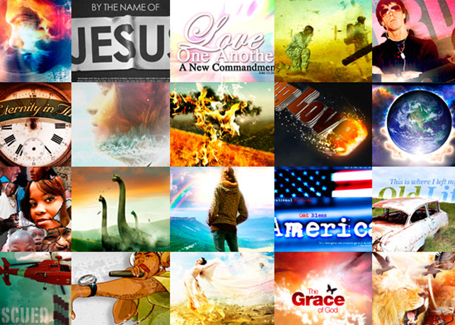 Mega Christian Wallpaper Bundle