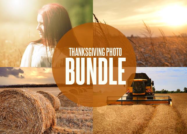 Thanksgiving Photo Bundle