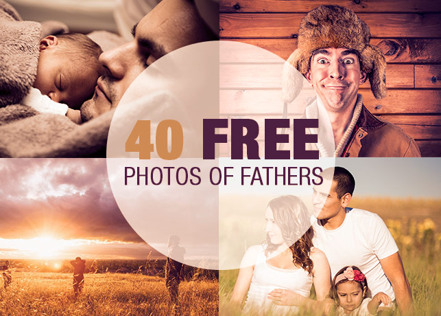 40 Free Photos of Fathers