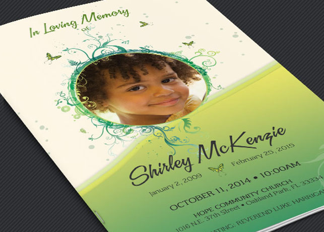 This is one of your items. Princess Funeral Program Template - Informational Brochures Share Facebook Google Plus Twitter Pinterest Add to Favorites In Collection Princess Funeral Program Template