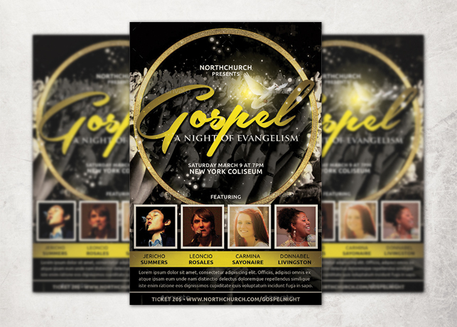 Total Worship and Gospel Night