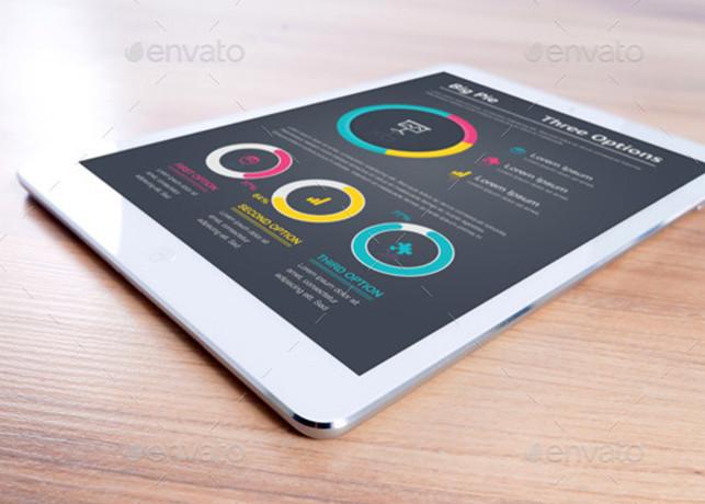 Variable Tablet Mockups Template