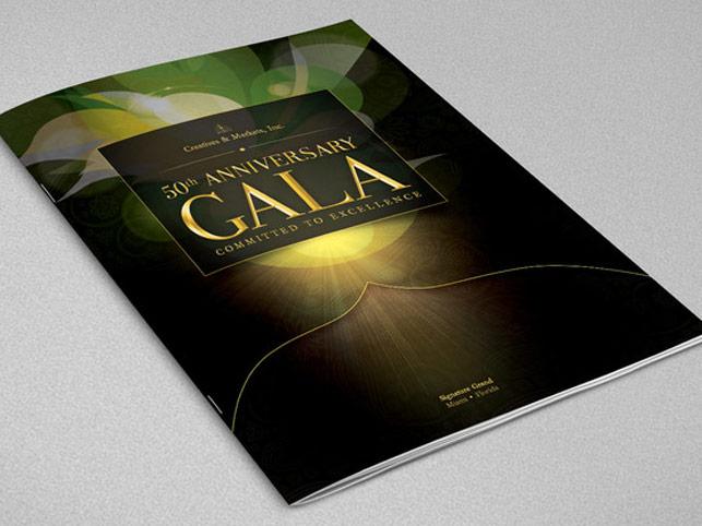 Anniversary Gala Magazine Cover