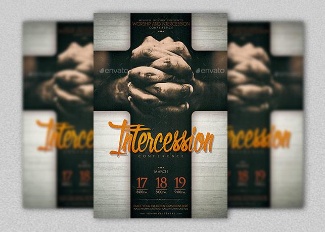 Intercession Flyer