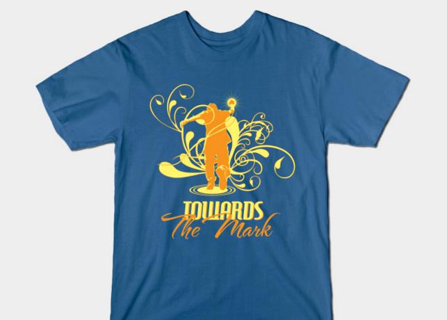 Towards the Mark Christian T-Shirt