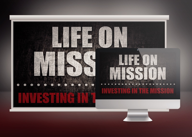 Mission Church Slide Template
