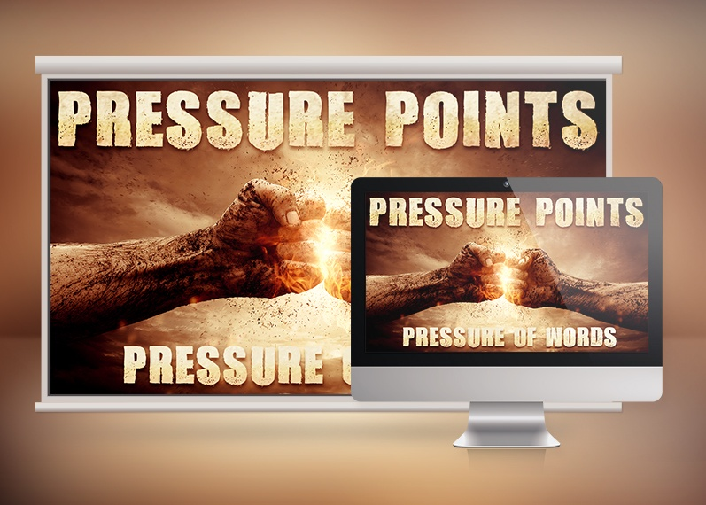 Pressure Points Presentation Template