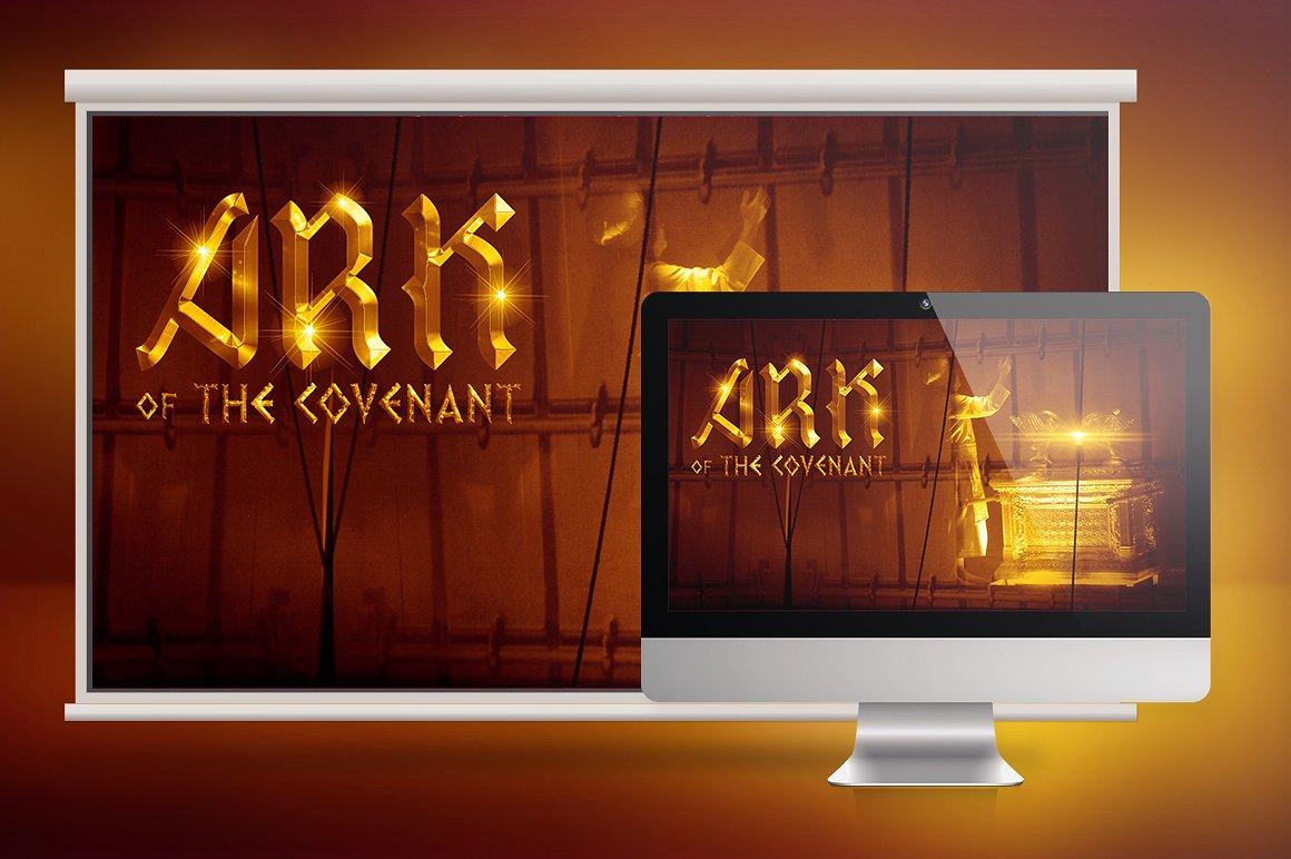 Covenant Ark Church Slide Template