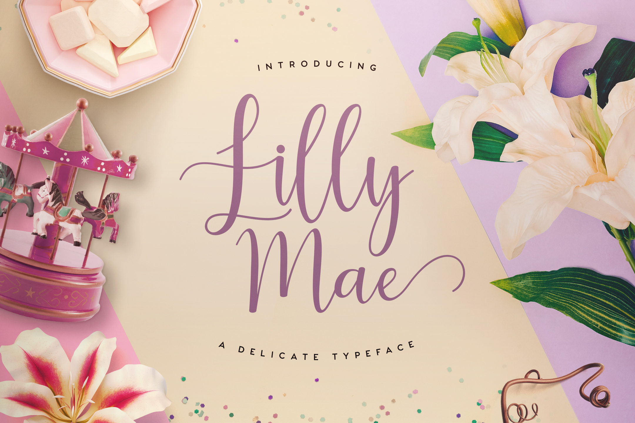 Lilly Mae Font