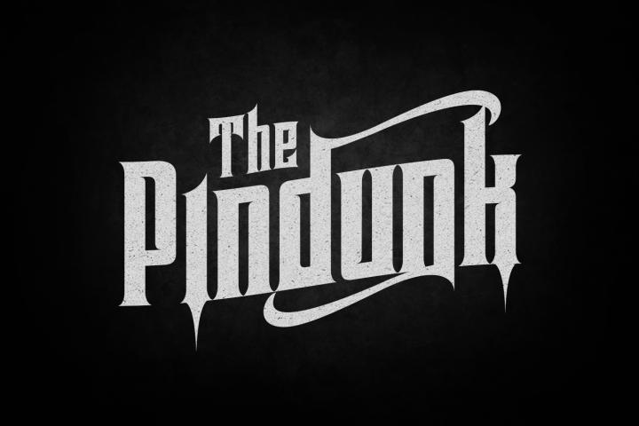 Pindunk Typeface