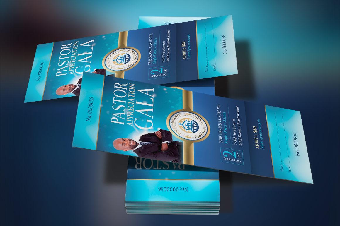Pastor Appreciation Gala Ticket