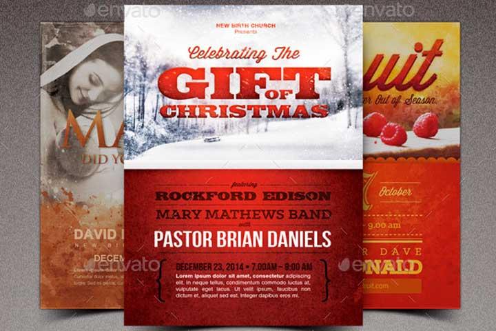 Celebrate Church Flyer