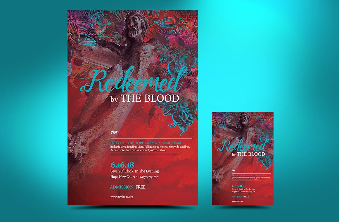 Redemption Blood