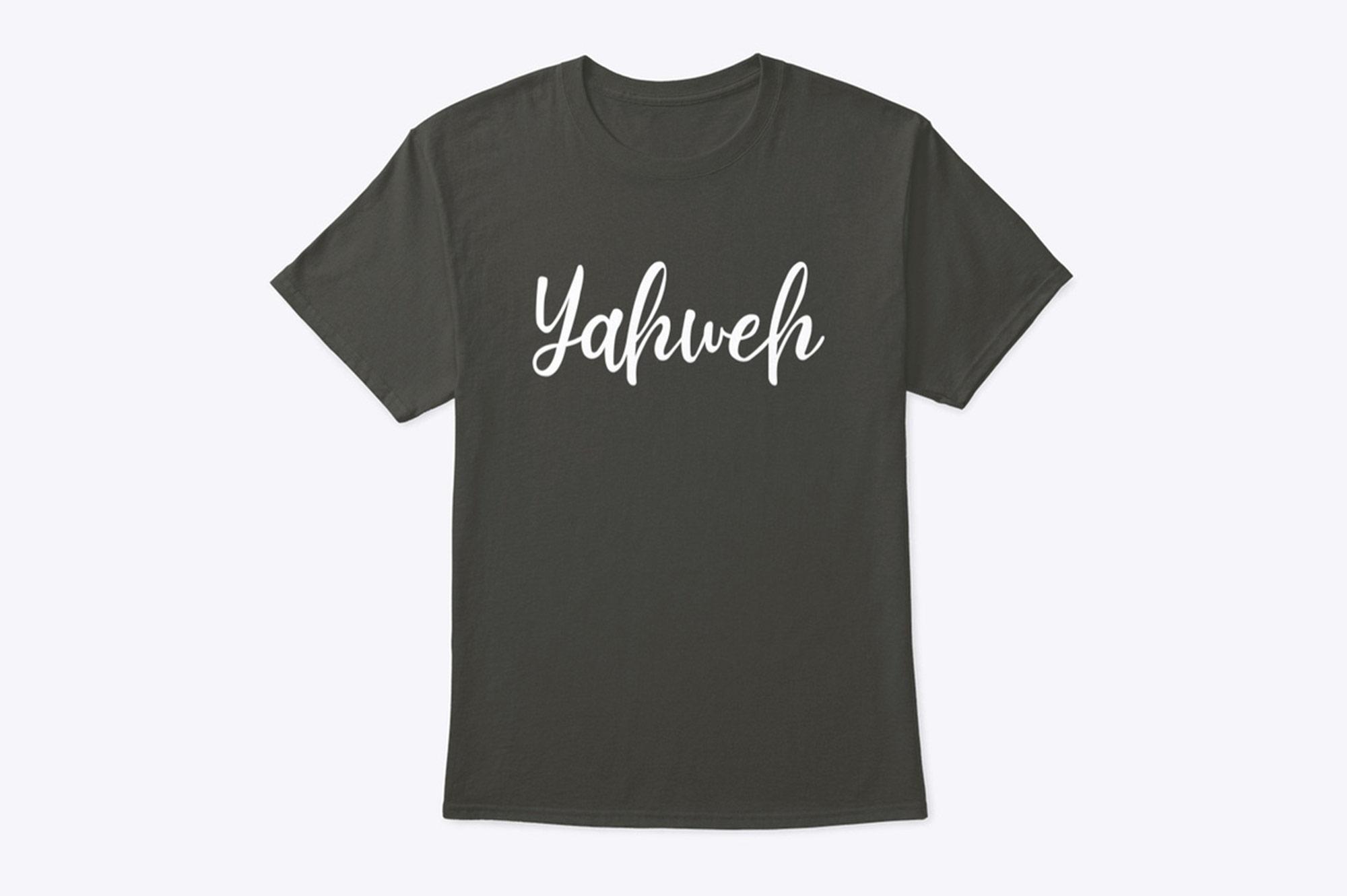 Yahweh Classic Tee